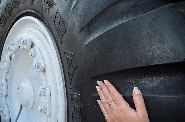 velká pneumatika