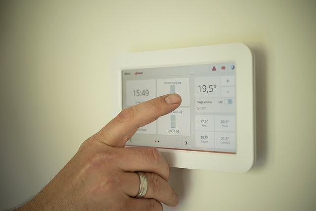 chytré ovládání domova