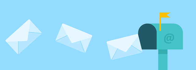 obálky u schránky