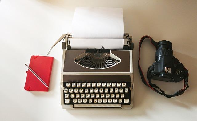 psaní inzerátu