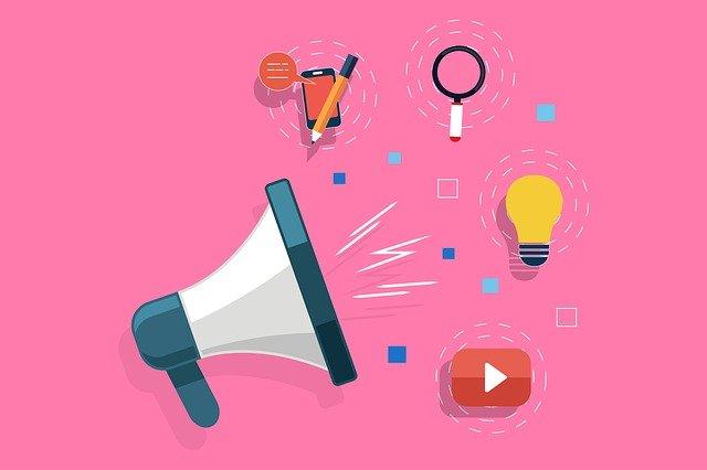 znázornění ovlivňování pomocí internetové reklamy